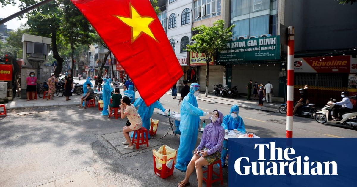 Vietnam man jailed for five years for spreading coronavirus