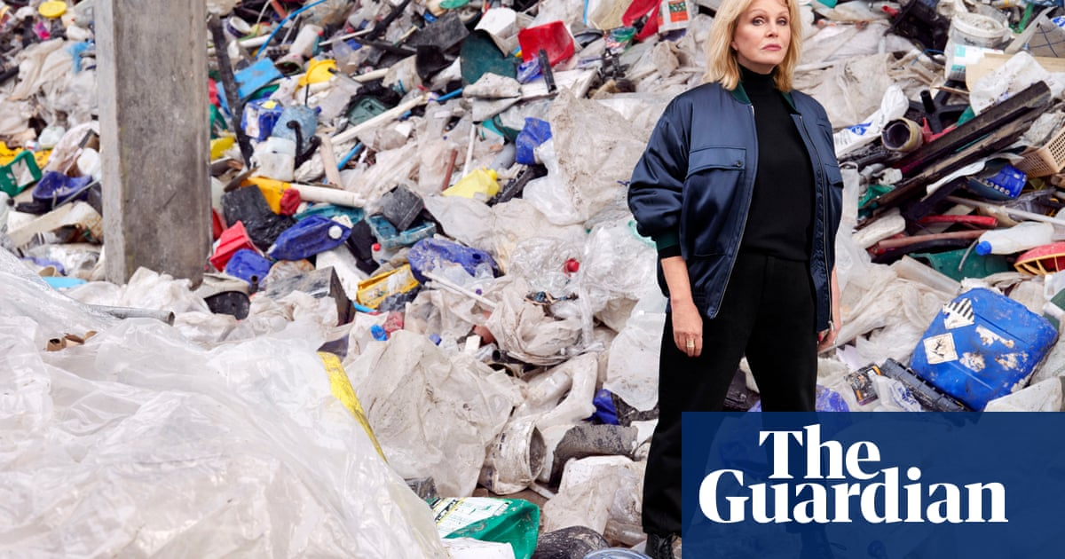 Joanna Lumley says wartime-style rationing could help solve climate crisis