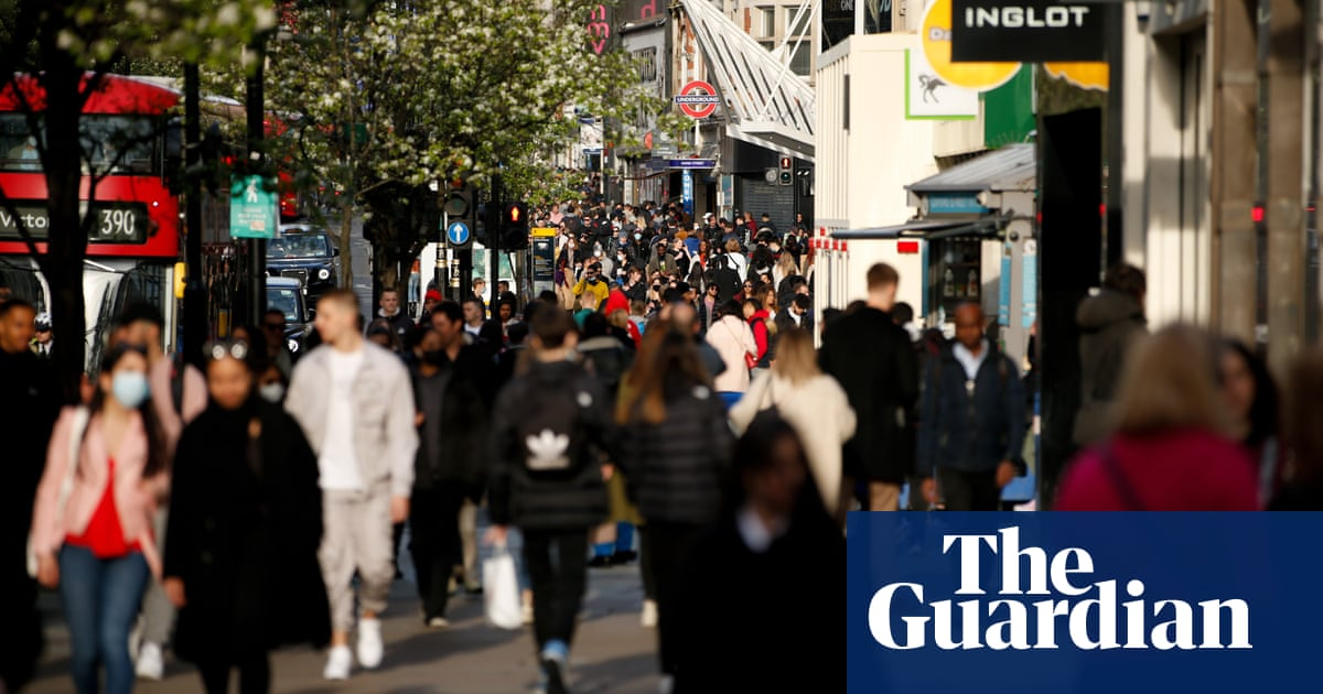 CBI predicts UK's economic recovery will accelerate into autumn