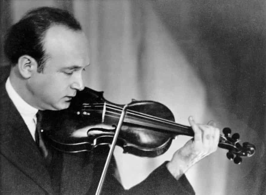 Joseph Szigeti in 1931.