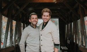 Sean and Lee Winterhalter