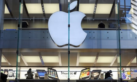 Apple's chief executive, Tim Cook, has claimed that the FBI wants his company to make a new version of the iPhone operating system, circumventing security features.