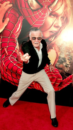 The Greatest Superpower Is Luck Stan Lee In Quotes Books The