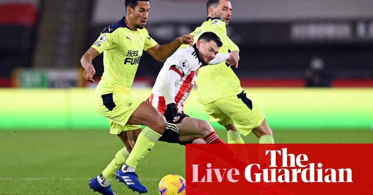 Sheffield United v Newcastle: Premier League – live!