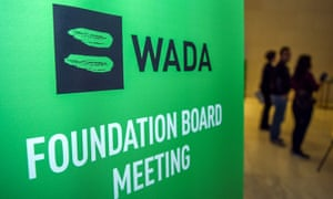 World Anti-Doping Agency board meeting notice