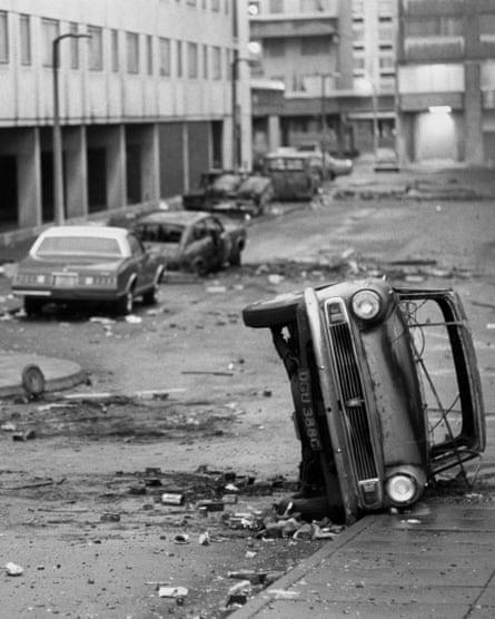 Tottenham riot 1985