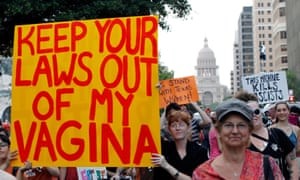 keep your laws out of my vagina