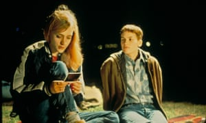 Chloë Sevigny in Boys Don't Cry with Hilary Swank