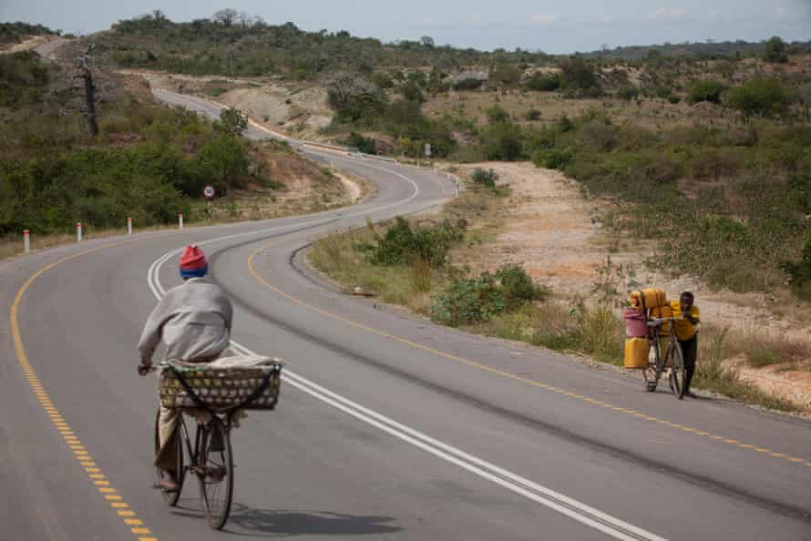 Transport links, such as the Tanga-Horohoro road in north-east Tanzania, could make it easier to do business in Africa.