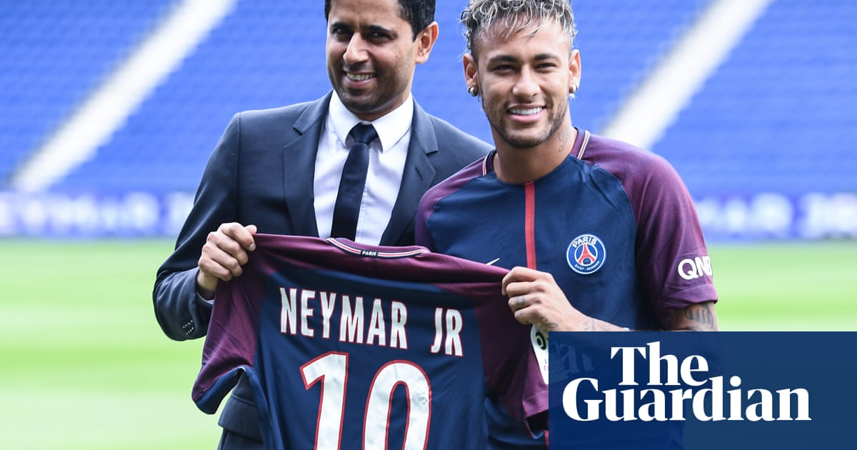 10c51ad17e4 Neymar  how the record-breaking €222m move to PSG unfolded ...