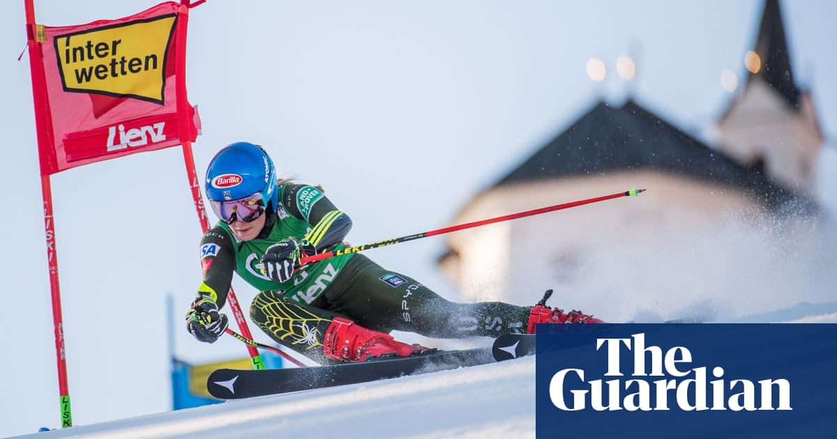 Mikaela Shiffrin moves to second on all-time wins list after nearly missing start