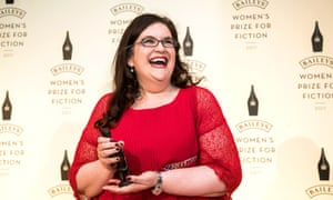 Naomi Alderman wins the Bailey's prize for women's fiction for The Power.
