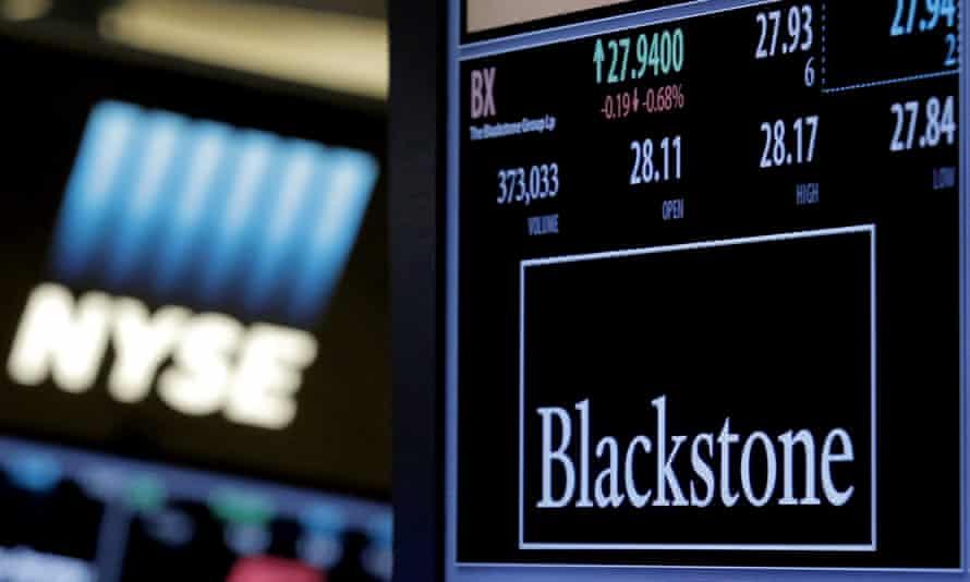 Blackstone's final bid of £1.3bn for St Modwen has been accepted.
