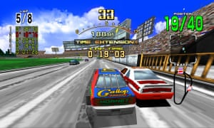 Decades of fun … Daytona USA.