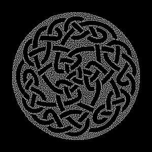 Robert Bosch (American, b. 1963), <em>Knot?</em> 2006. Digital print, 34 × 34 in. (86.3 × 86.3 cm). Courtesy of the artist.