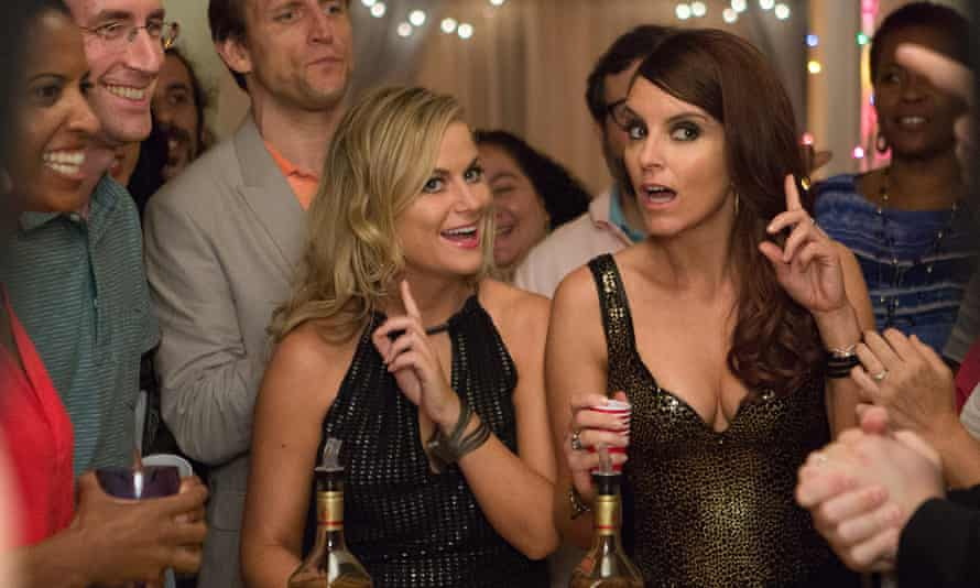 Tina Fey and Amy Poehler in the film Sisters