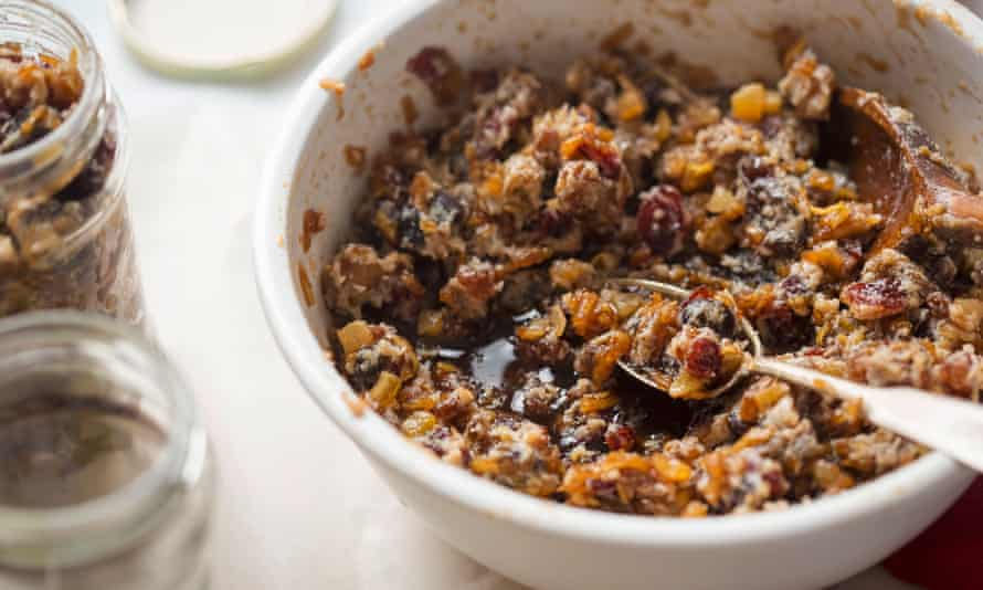Mincemeat is great in bread and butter pudding and Polish babka.