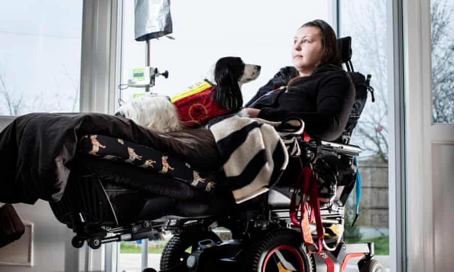 Lucy Watts: 'At times, I've been made to feel unworthy of being alive.'