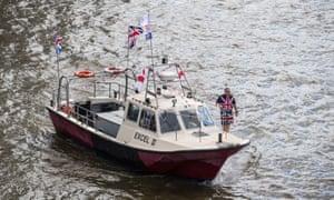 Vote leave flotilla