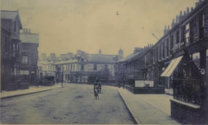 Bishopthorpe Road at the turn of the 20th century.