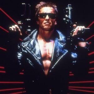 Arnold Schwarzenegger as Terminator