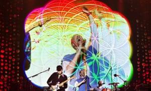 Glastonbury Festival, UK - Coldplay