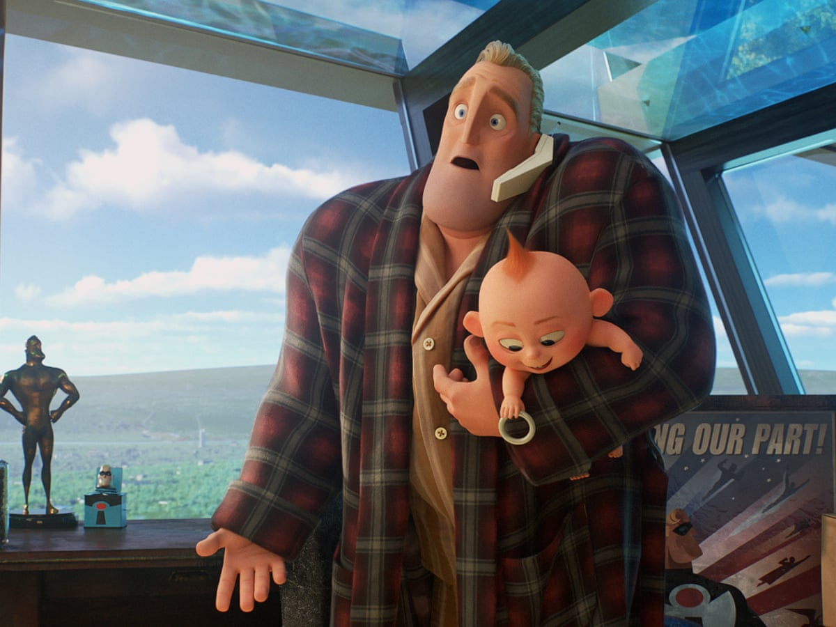 Incredibles 2 Review Sequel Outshines The Original Incredibles 2 The Guardian