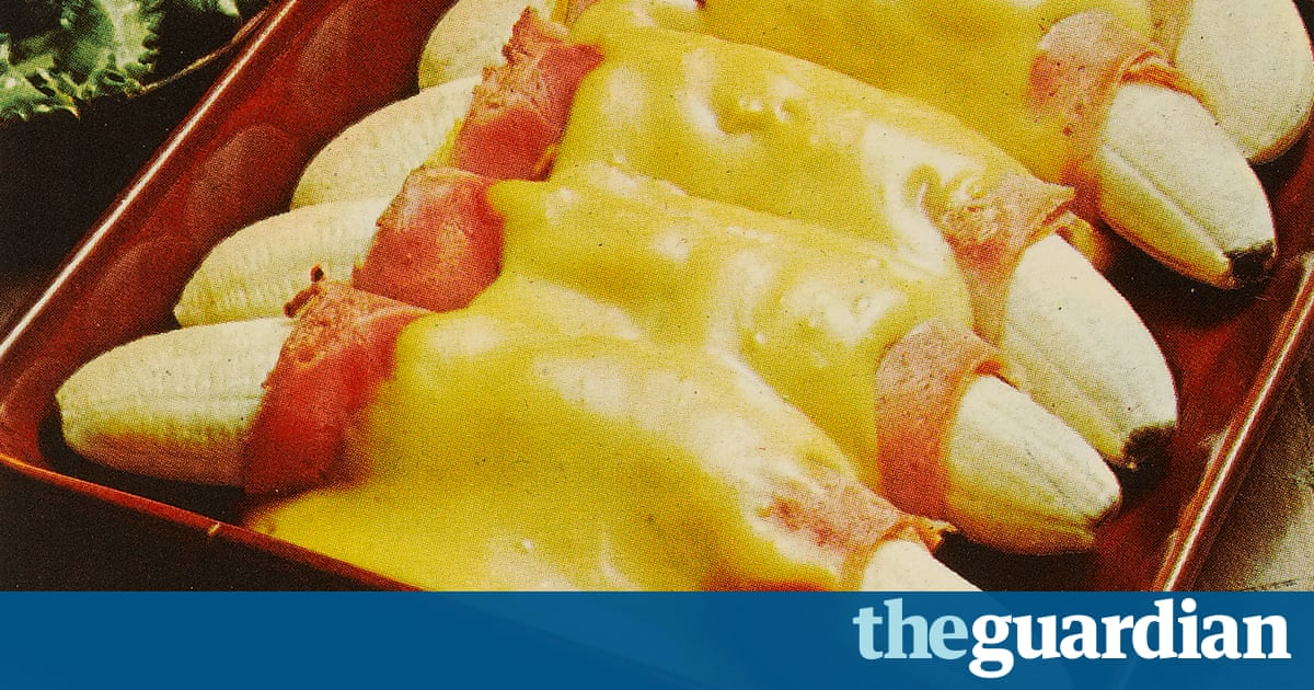 70s Dinner Party food - in pictures