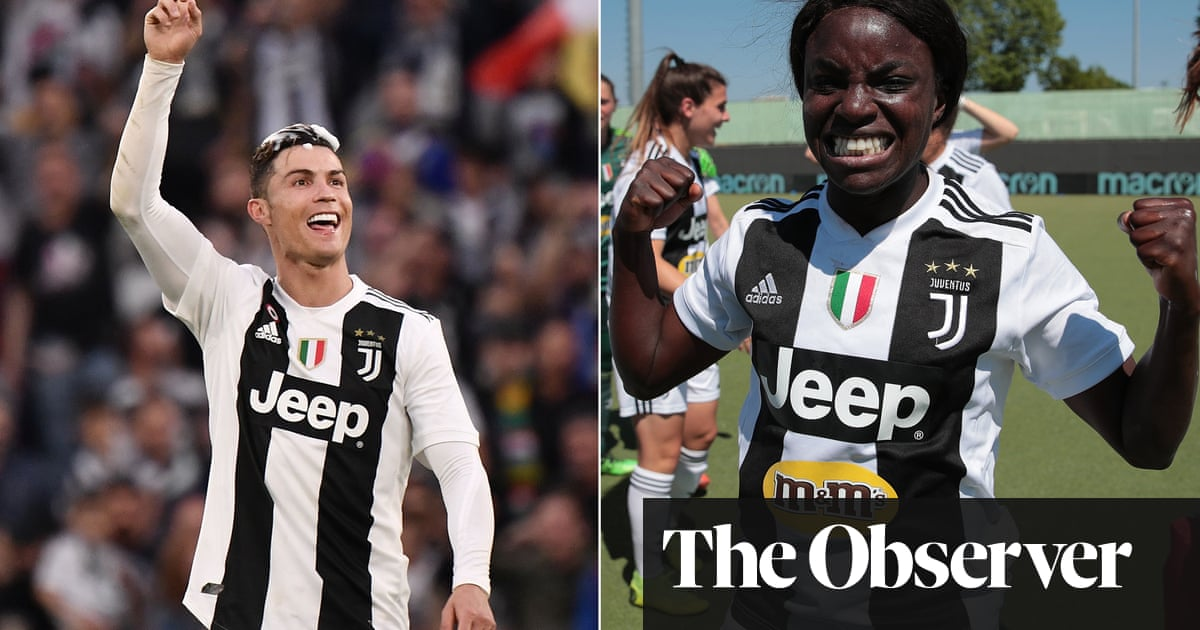 Juventus Win Two Serie A Titles In One Day As Men And Women Triumph
