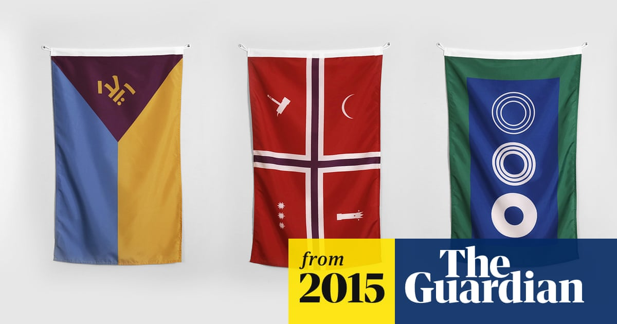 May the flag be with you: designer creates flags for Star Wars
