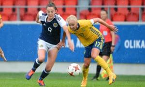Caroline Weir Scotland Women
