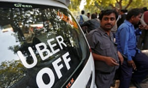 My life is spent in this car': Uber drives its Indian