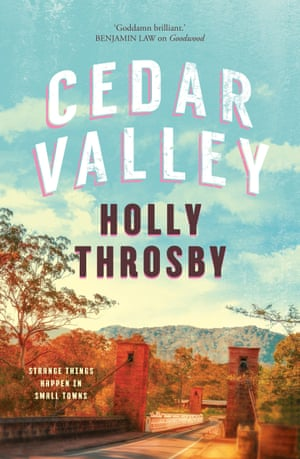 Cover image for Cedar Valley by Holly Throsby