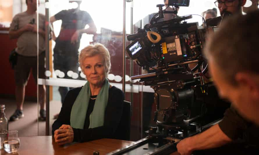Julie Walters in National Treasure.