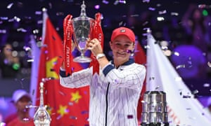 Image result for 'Talent only gets you so far': Ashleigh Barty's success down to her character, says coach