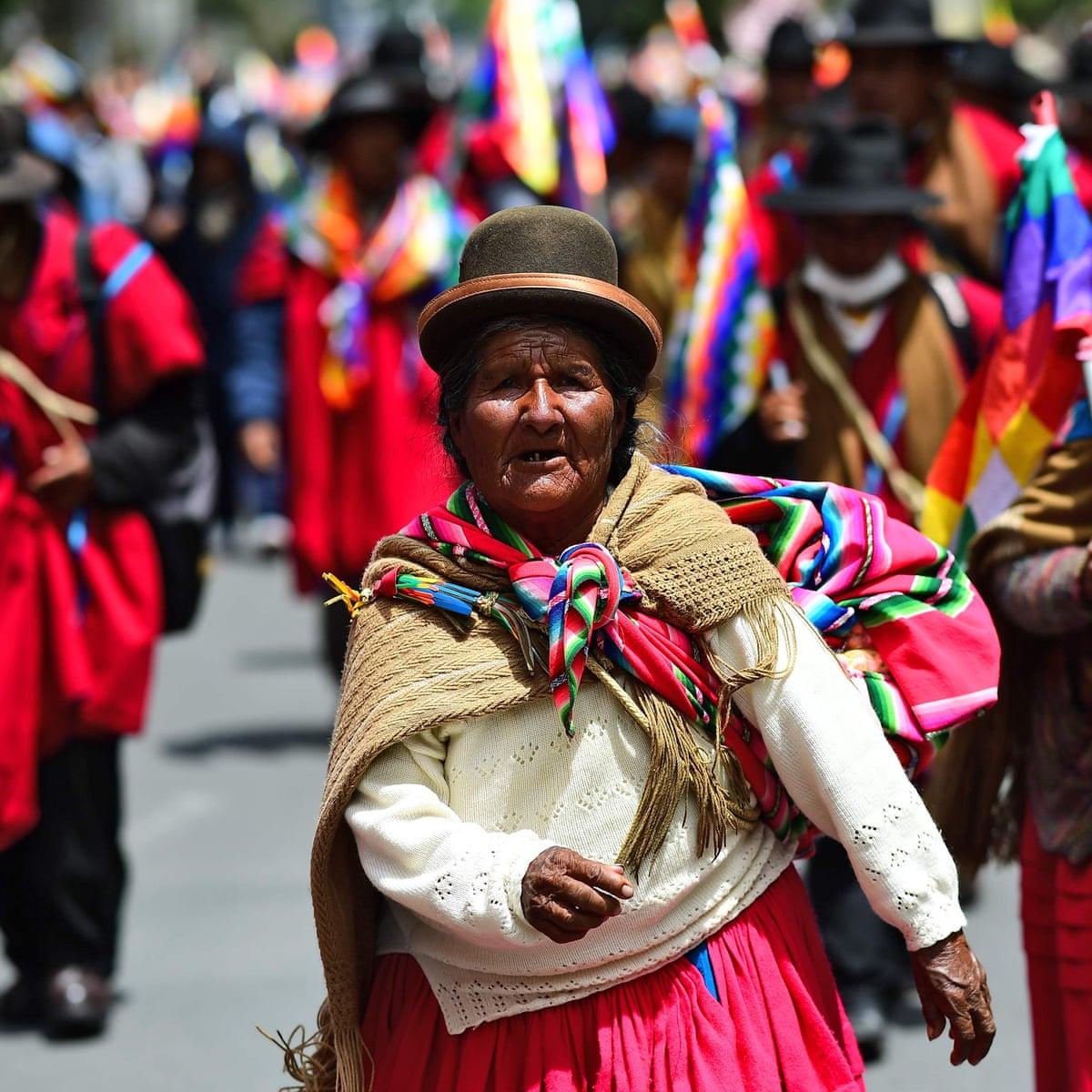 Bolivia ESPN: Serving