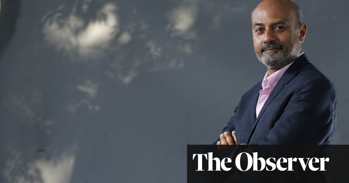 George Alagiah: 'It took me a long time to feel comfortable in my Britishness'