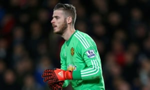 David de Gea insists that Manchester United's players are happy and united despite poor recent performances.