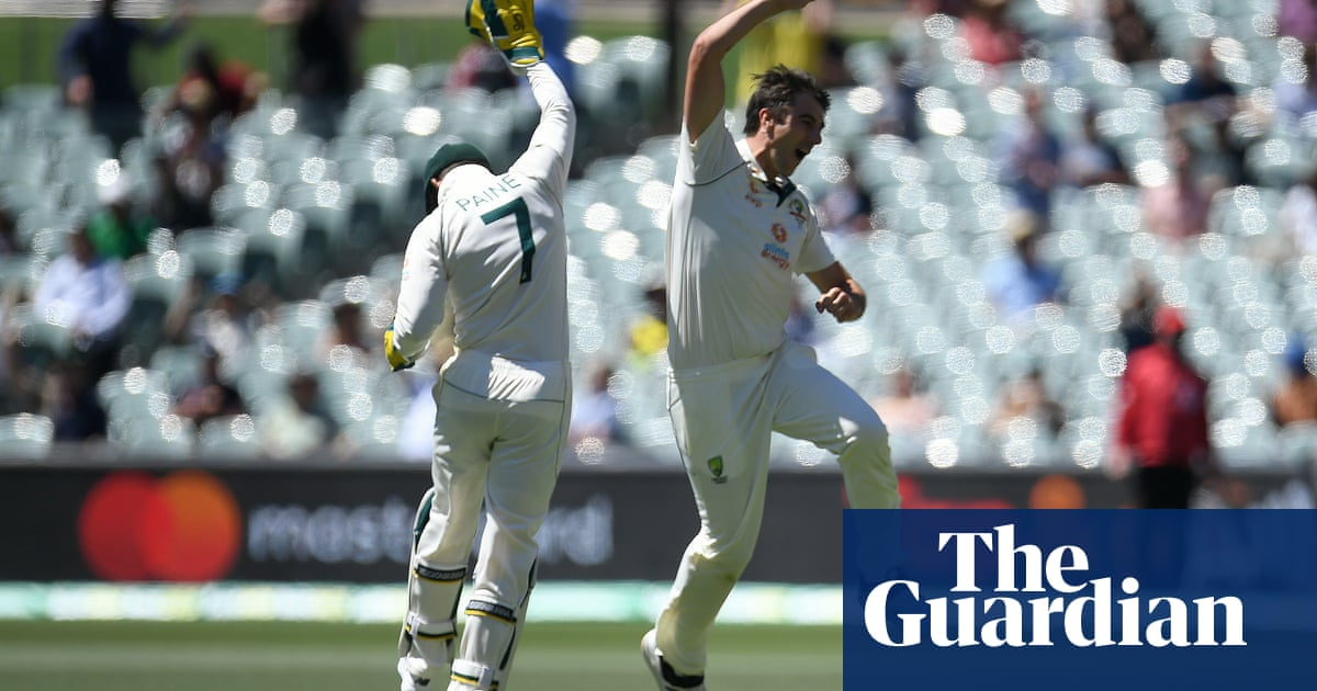 India slump to new low as Australia cruise to victory in first Test