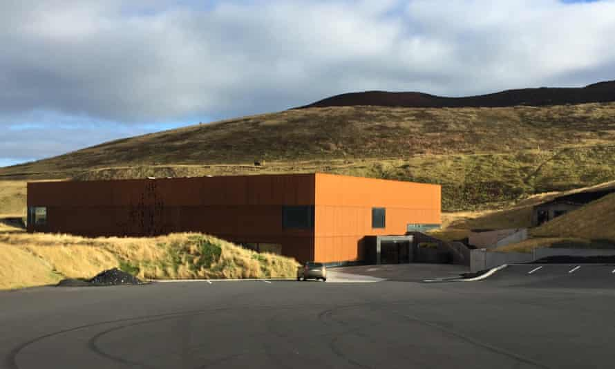 The Eldheimar museum, Heimaey, Westman Islands, Iceland.