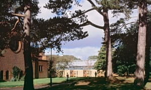 Bedales private school grounds