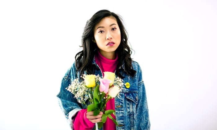 cc7054f1c Awkwafina   I was just rapping about my genitalia – not making a feminist  message