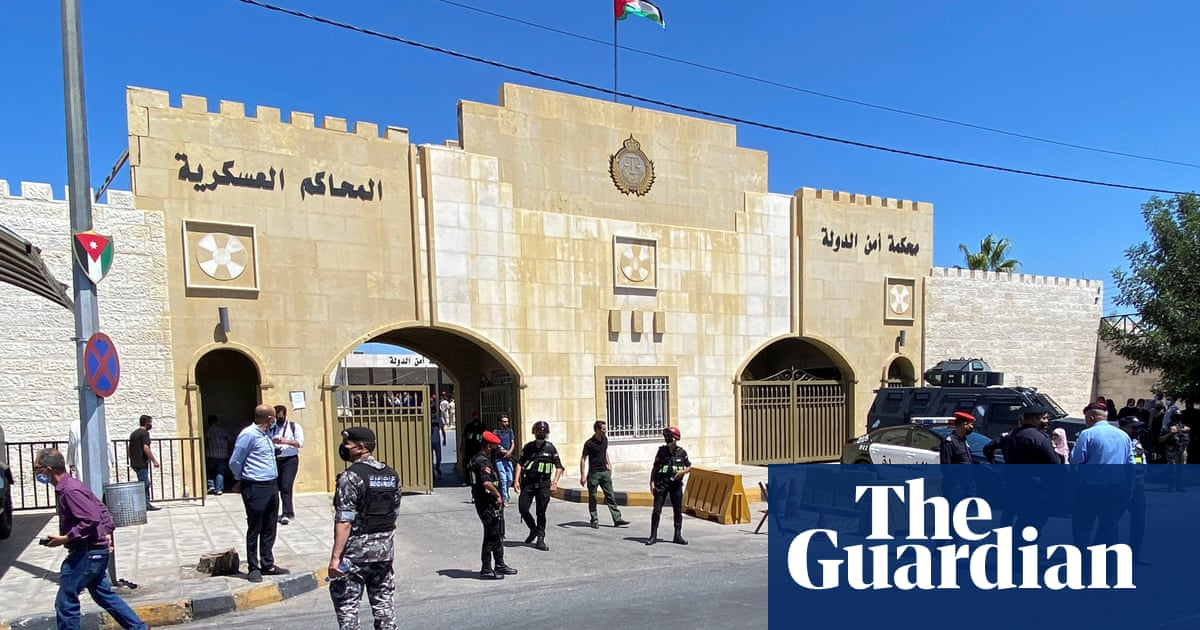 Jordan court jails two ex-officials for 15 years over alleged royal plot