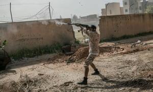 Tripoli warzone