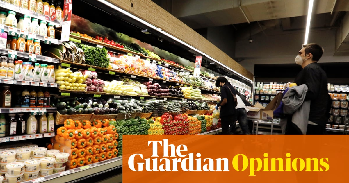 I coped through the pandemic with a diet of junk food. Now I'm regretting it | Emma Brockes