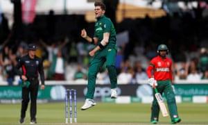 Pakistan Beat Bangladesh By 94 Runs At Cricket World Cup