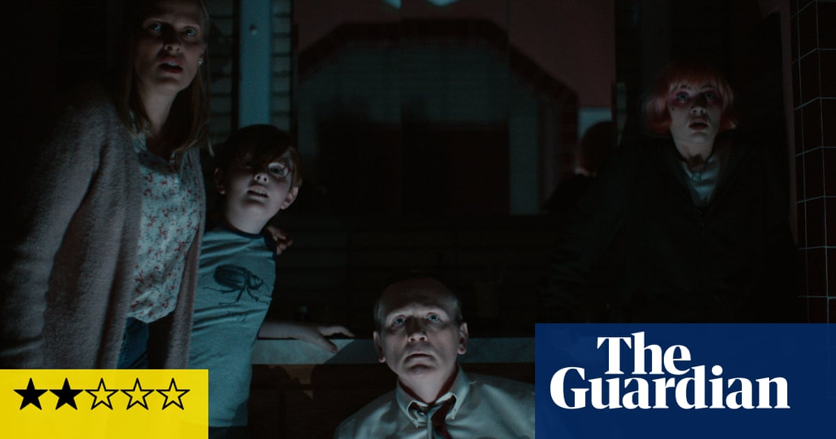 We Need to Do Something review – doom and gloom in the bathroom