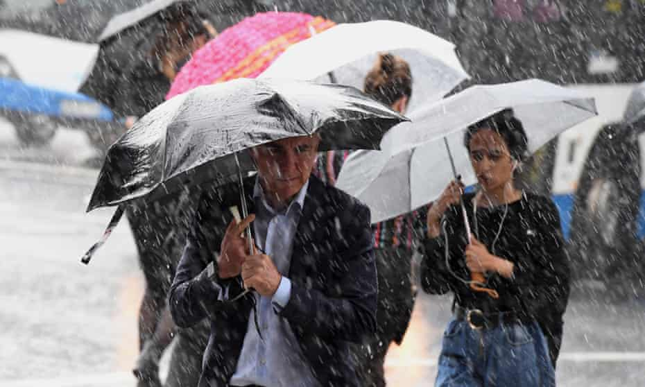 The Bureau of Meteorology has forecast torrential rain and  gale force winds for northern New South Wales and south-east Queensland