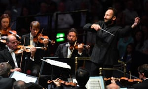 Kirill Petrenko and the Berlin Philharmonic at the Proms in September.