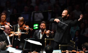 Kirill Petrenko and the Berlin Philharmonic Orchestra.